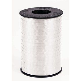 Curling Ribbon 500 Yard - White