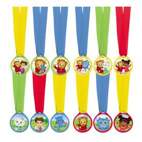 Daniel Tiger's Neighborhood Award Medals (12)