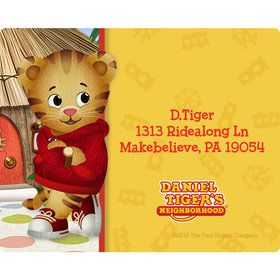 Daniel Tiger's Neighborhood Personalized Address Labels (Sheet of 15)
