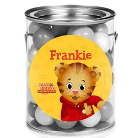 Daniel Tiger's Neighborhood Personalized Mini Paint Cans (12 Count)