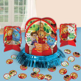 Daniel Tiger's Neighborhood Table Decorating Kit