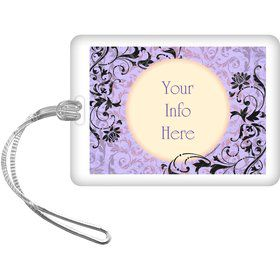 Dawn Personalized Luggage Tag (each)