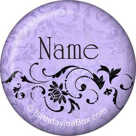 Dawn Personalized Mini Magnet (each)