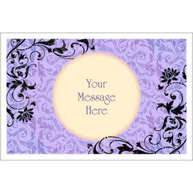 Dawn Personalized Placemat (each)