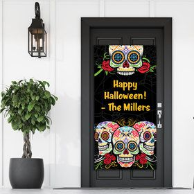 Day of the Dead Personalized Giant Banner (30x60)