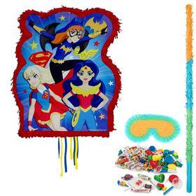 DC Super Hero Girls Pinata Kit