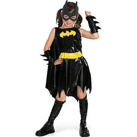 Deluxe Batgirl Child