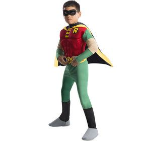 Deluxe Boys Muscle Chest Robin