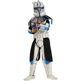 Deluxe Clone Trooper Leader Rex (tm) Chi