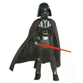 Deluxe Darth Vader Tm Child