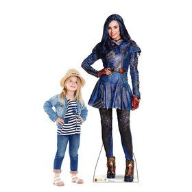 Descendants 2 Evie Cardboard Standee
