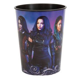 Descendants 3 16oz Plastic Favor Cup