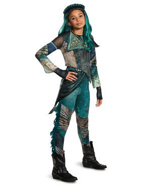 Descendants 3: Uma Deluxe Child Costume