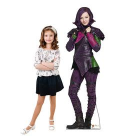 Descendants Mal Standee