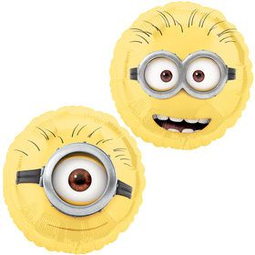 "Despicable Me 17"" Balloon (Each)"