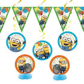 Despicable Me Minions Decorating Set (7 Pieces)