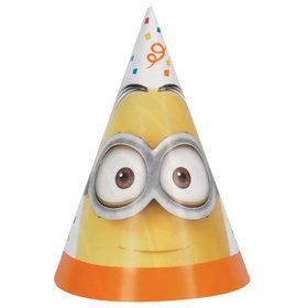 Despicable Me Minions Party Hats (8)