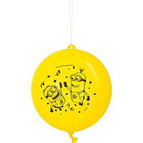 Despicable Me Punch Balloons (2 Pack)