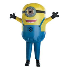 Despicable Me: Stuart Minion Inflatable Kids Costume