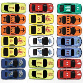 Die Cast Cars Mega Mix Favor Pack (21 Pack)