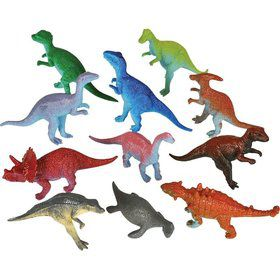 "Dinosaur Assortment 2"" (60 Pack)"