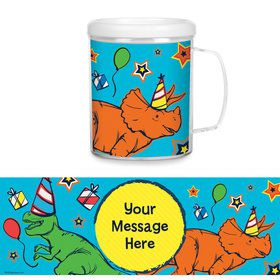 Dinosaur Fun Personalized Favor Mug (Each)