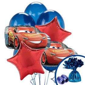 Disney Cars 3 Balloon Bouquet