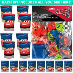 Disney Cars Favor Kit (for 8 Guests)
