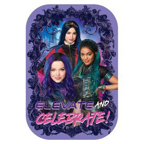Disney Descendants 3 Postcard Invitations (8)