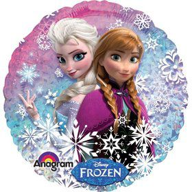 "Disney Frozen Holographic 18"" Balloon (Each)"