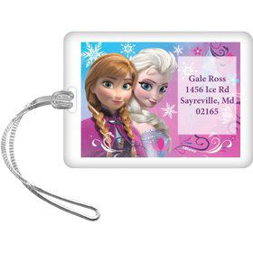 Disney Frozen Personalized Luggage Tag (Each)
