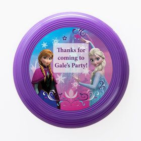 Disney Frozen Personalized Mini Discs (Set of 12)