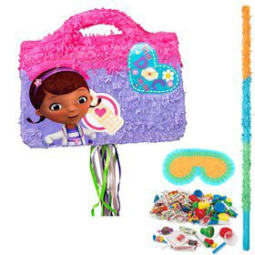 Disney Junior Doc McStuffins Pull-String Pinata Kit