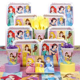 Disney Princess Deluxe Kit (Serves 8)