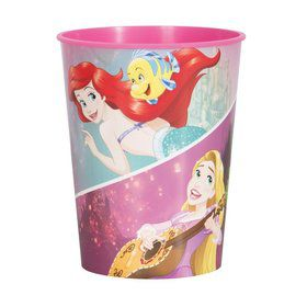 Disney Princess Dream Big 16oz Plastic Favor Cup