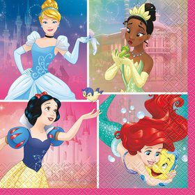 Disney Princess Dream Big Lunch Napkins (16)