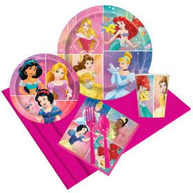 Disney Princess Dream Big Party Pack for 8