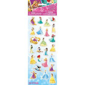 Disney Princess Dream Big Puffy Sticker Sheet (1)