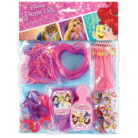 Disney Princess Mega Mix Favor Pack (For 8 Guests)