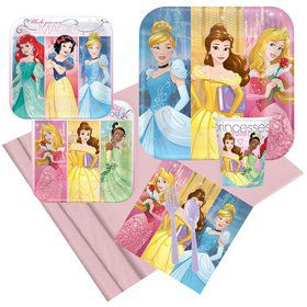 Disney Princess Party Pack For 8