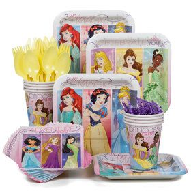 Disney Princess Standard Kit (Serves 8)