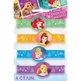 Disney Princess Stretchy Bracelet Party Favors (4)