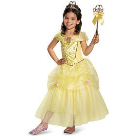 Disney's Beauty And The Beast Belle Delu