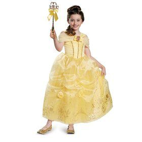 Disney's Beauty And The Beast Belle Pres