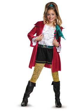 Disney's Descendants: CJ Deluxe Child Costume Small