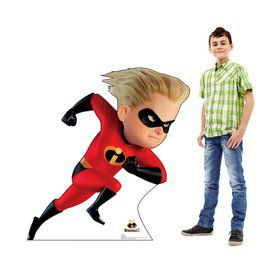 Disney's Incredibles 2 Dash Cardboard Standee