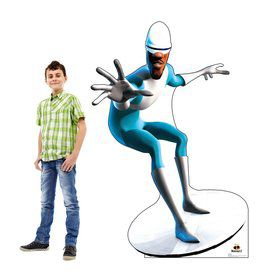 Disney's Incredibles 2 Frozone Cardboard Standee