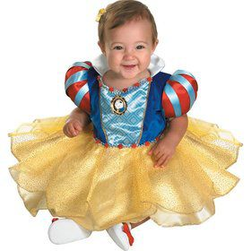 Disneys Infant Snow White Ballerina Cost