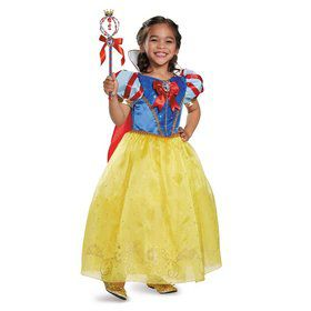 Disney's Snow White Prestige Girls Costu