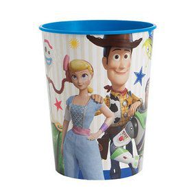 Disney's Toy Story 4 16oz Plastic Favor Cup